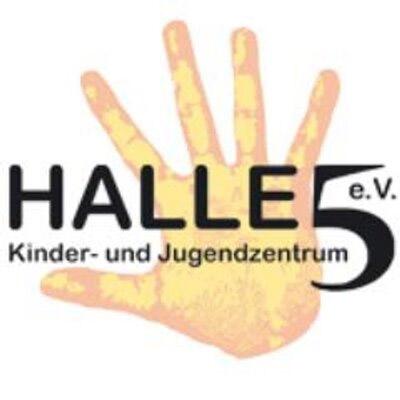 Logo Halle 5